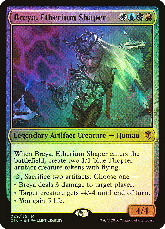 Breya, Etherium Shaper (FOIL)