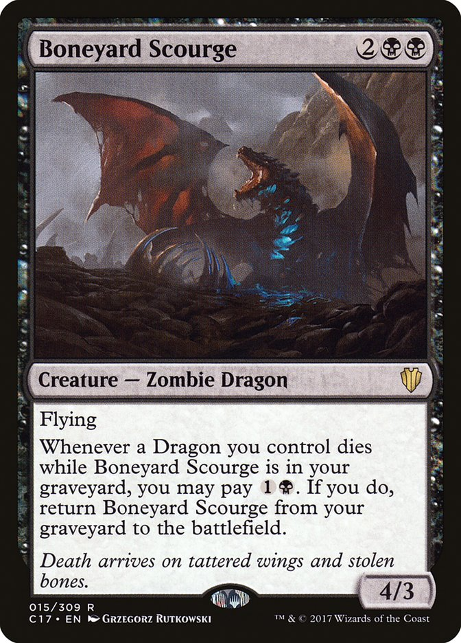 Boneyard Scourge