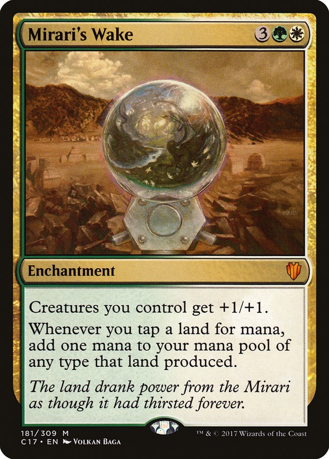 Mirari's Wake