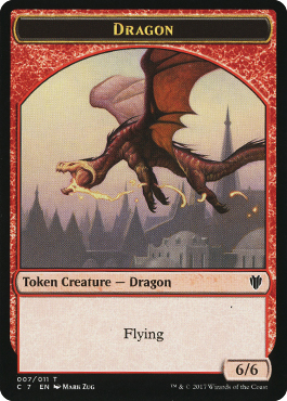 Dragon Token (6/6)