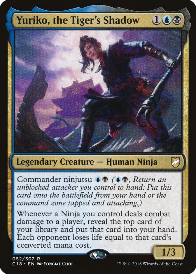 Yuriko, the Tiger