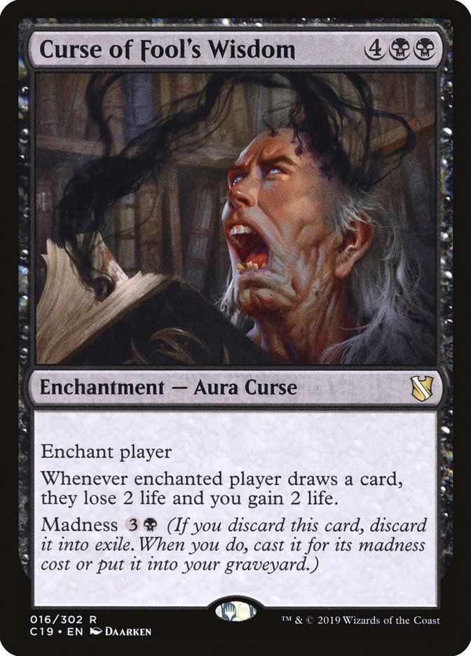 Curse of Fool