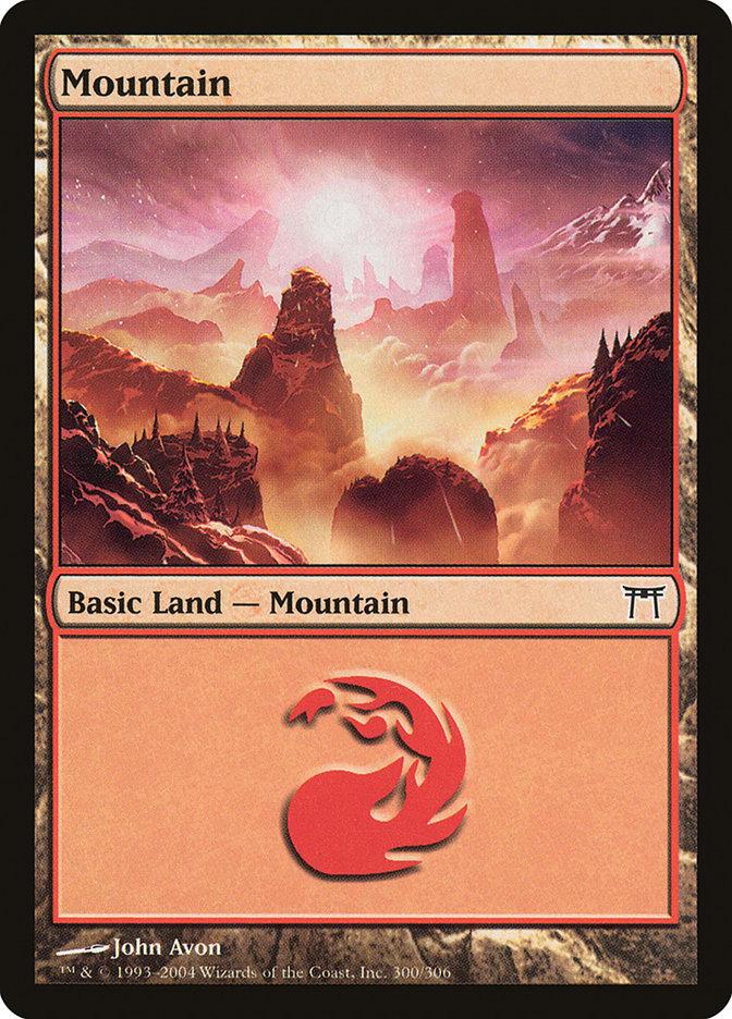 Mountain (#300)