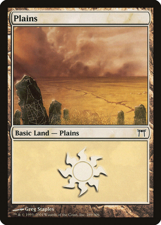 Plains (#289)