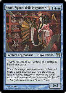 Azami, Lady Of Scrolls (Champions)
