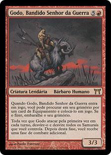 Godo, Bandit Warlord (Champions)