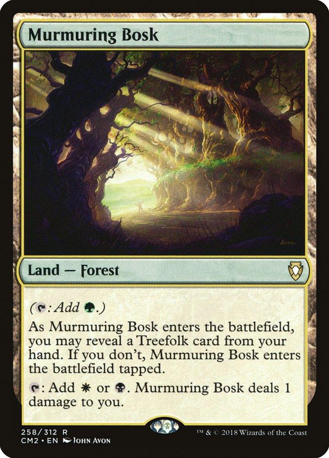 Murmuring Bosk