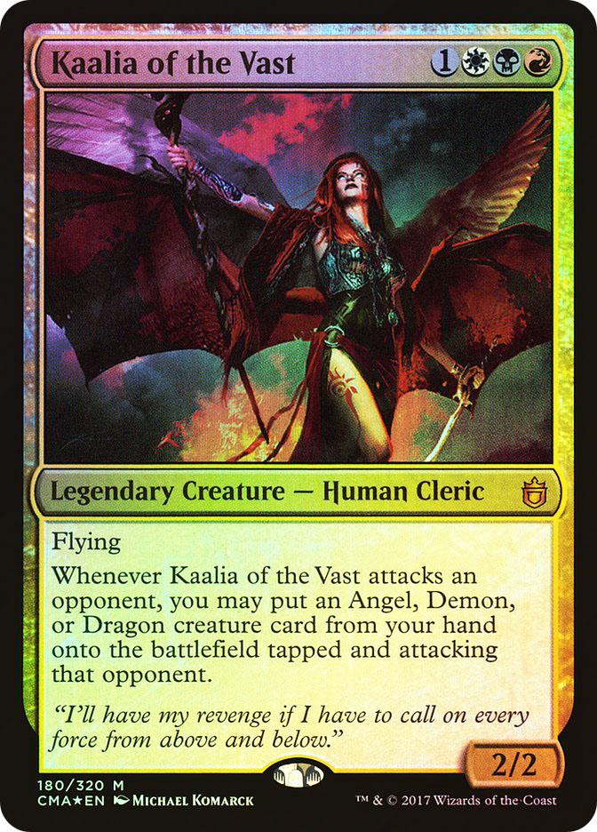 Kaalia of the Vast (FOIL)