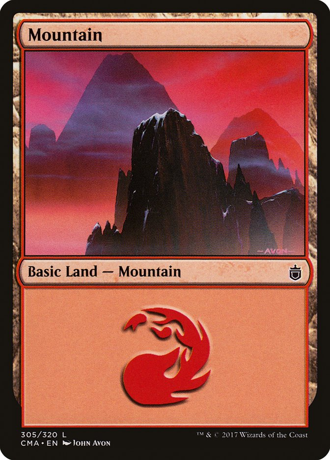 Mountain (#305)