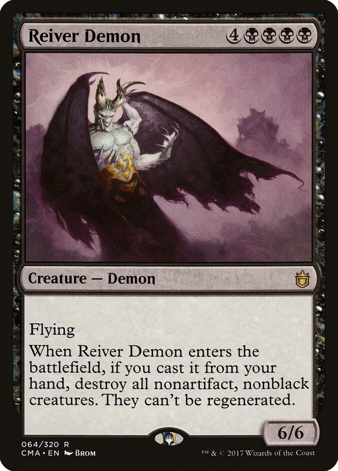 Reiver Demon