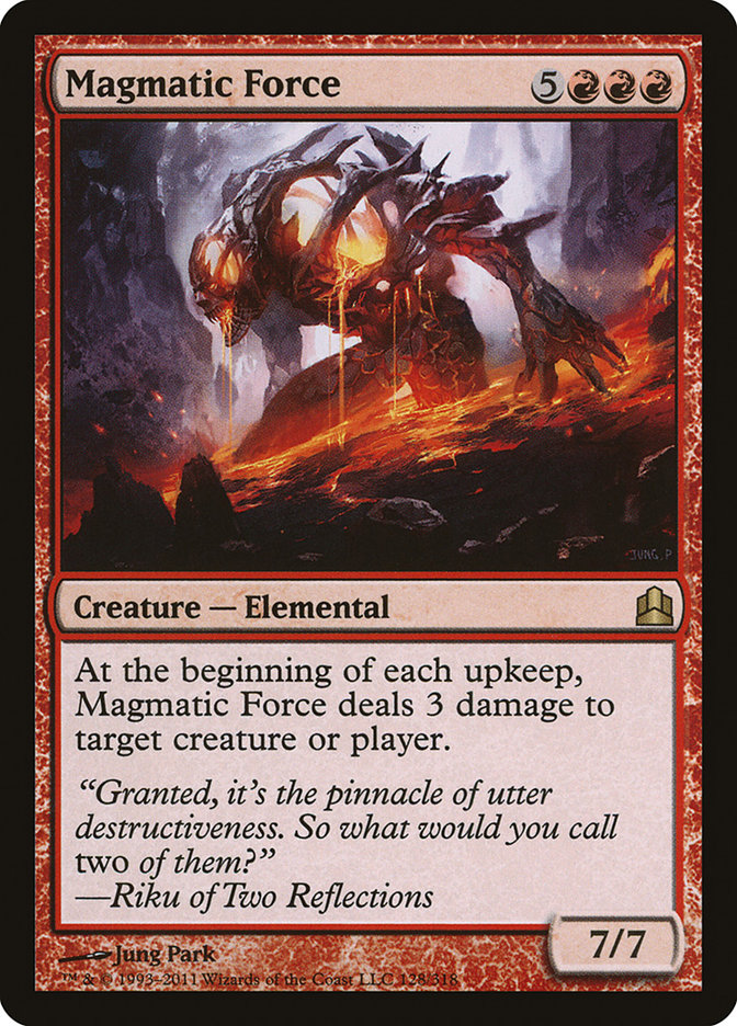 Magmatic Force