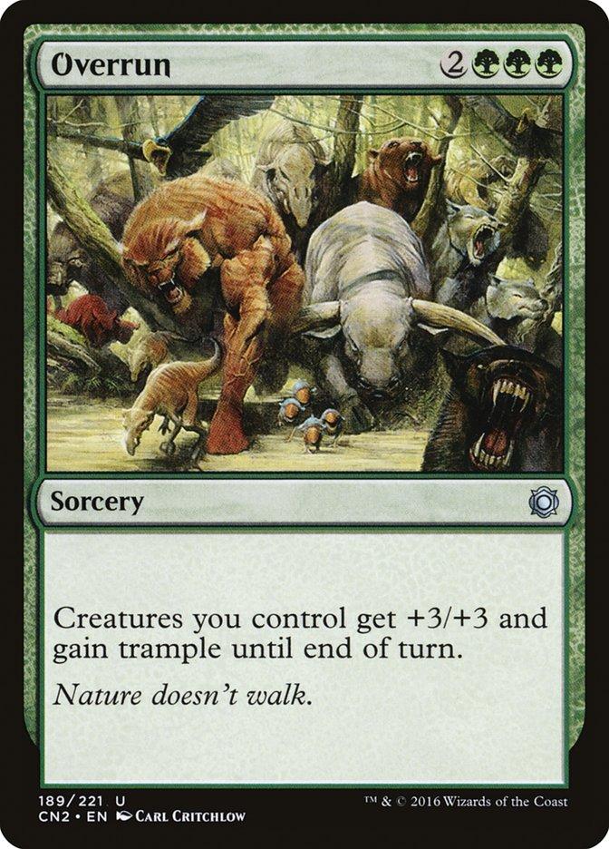 Overrun