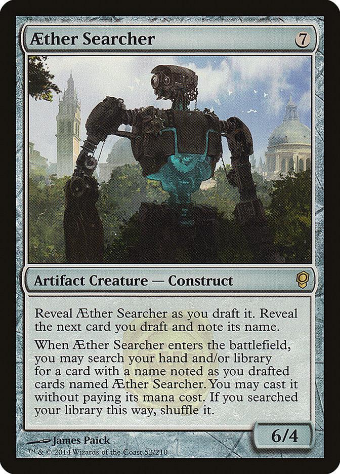 Multi Mythic- Conspiracy CNS MTG: Dack Fayden Magic Card