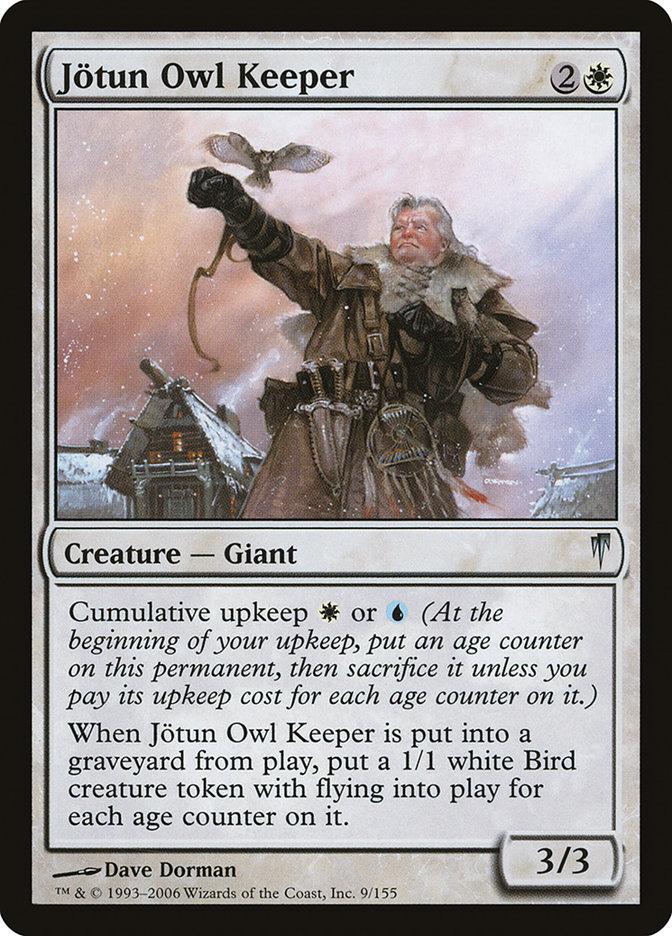 Jotun Owl Keeper