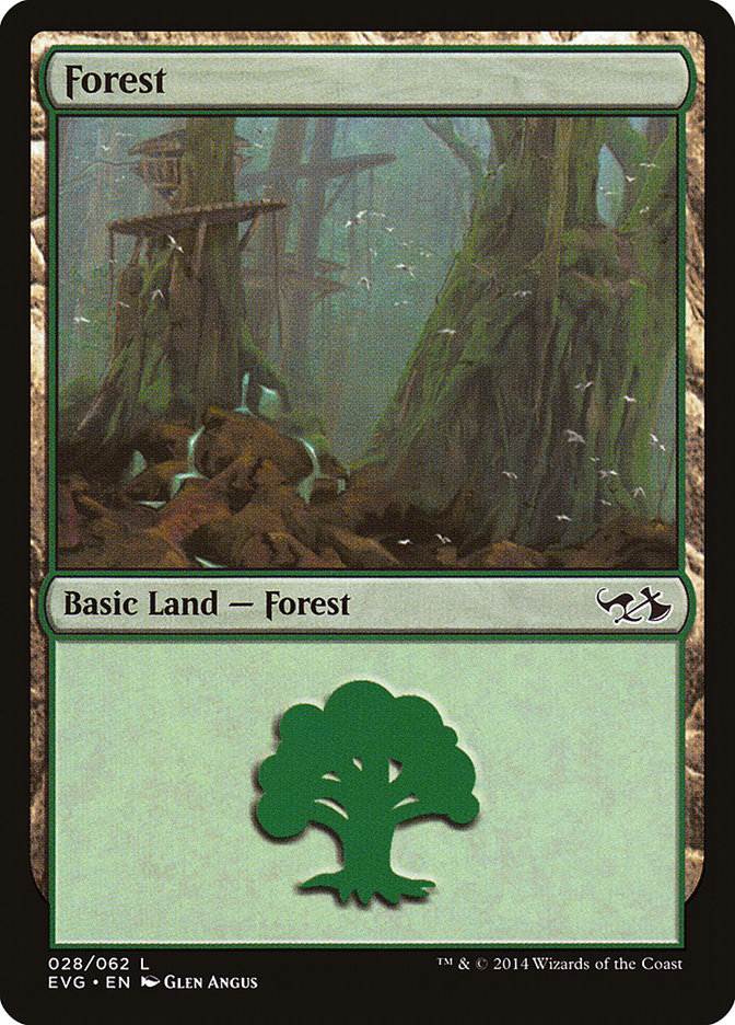Forest (#28) (Elves vs. Goblins)