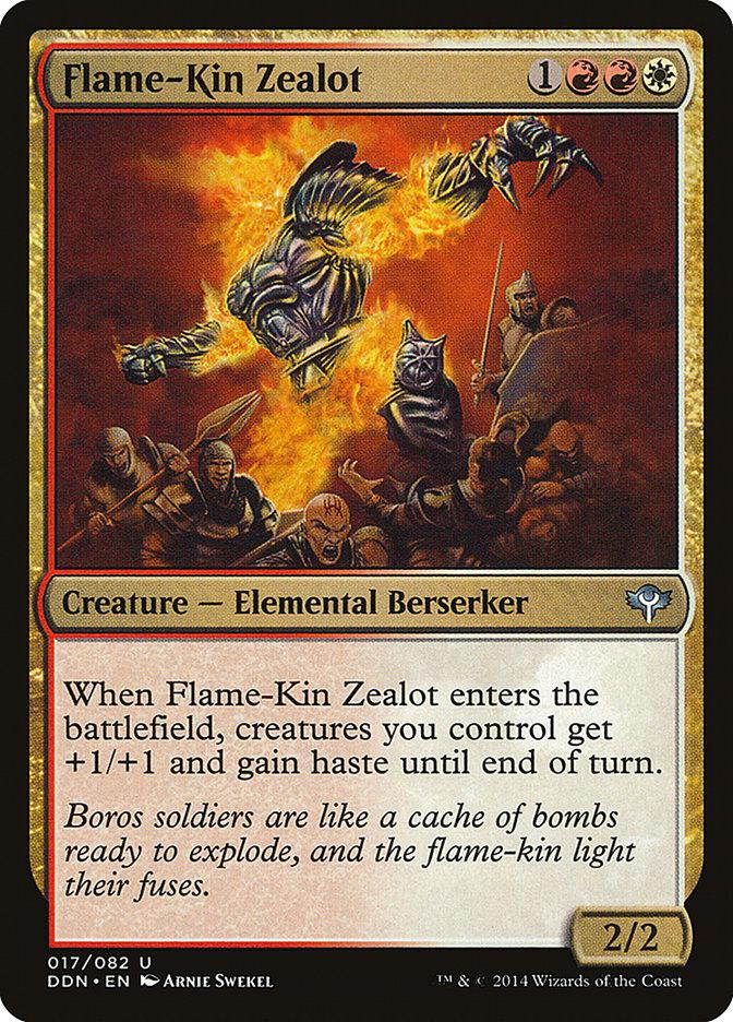 Flame-Kin Zealot