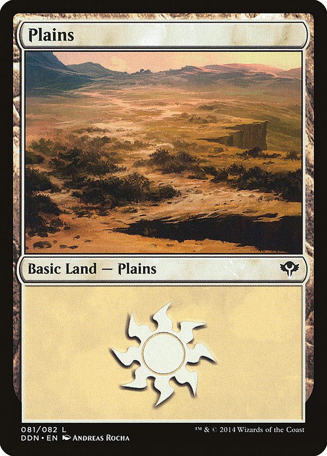Plains (#81)