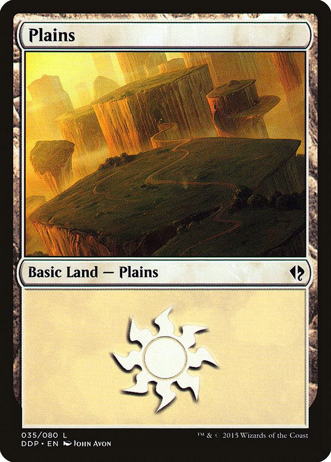Plains (#35)