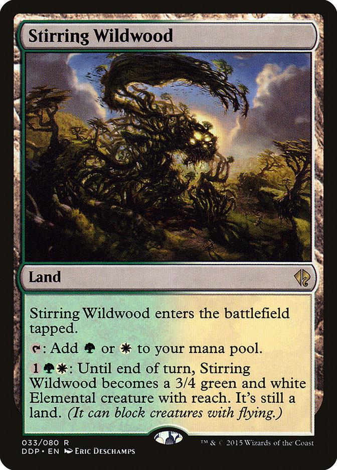Stirring Wildwood
