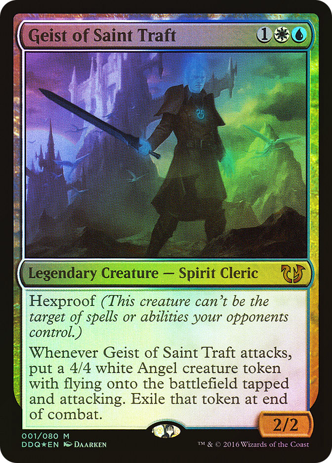 Geist of Saint Traft (FOIL)