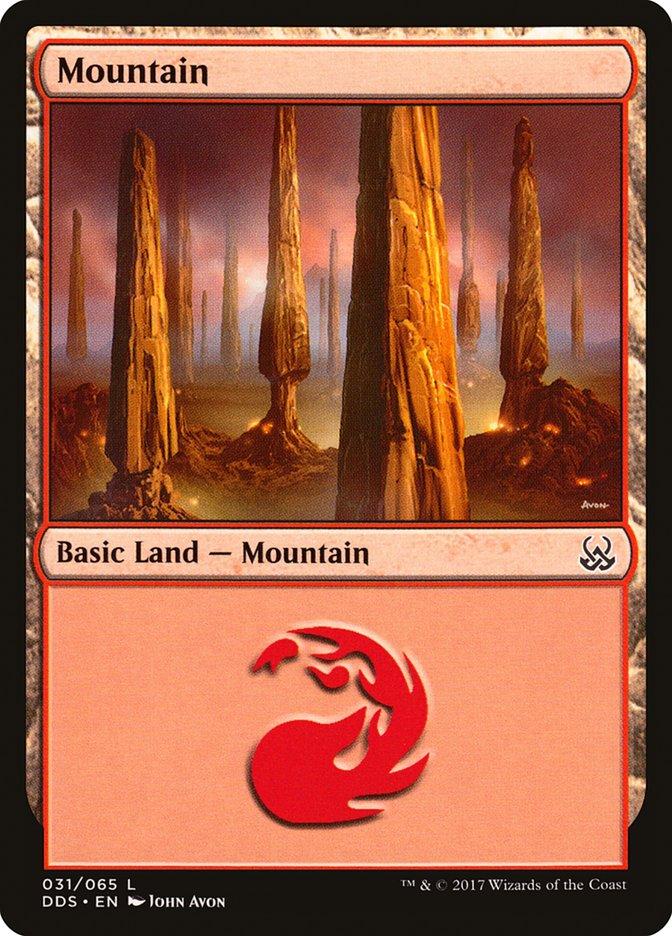 Mountain (#31)