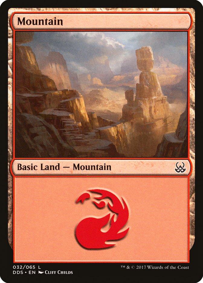 Mountain (#32)