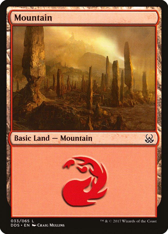 Mountain (#33)