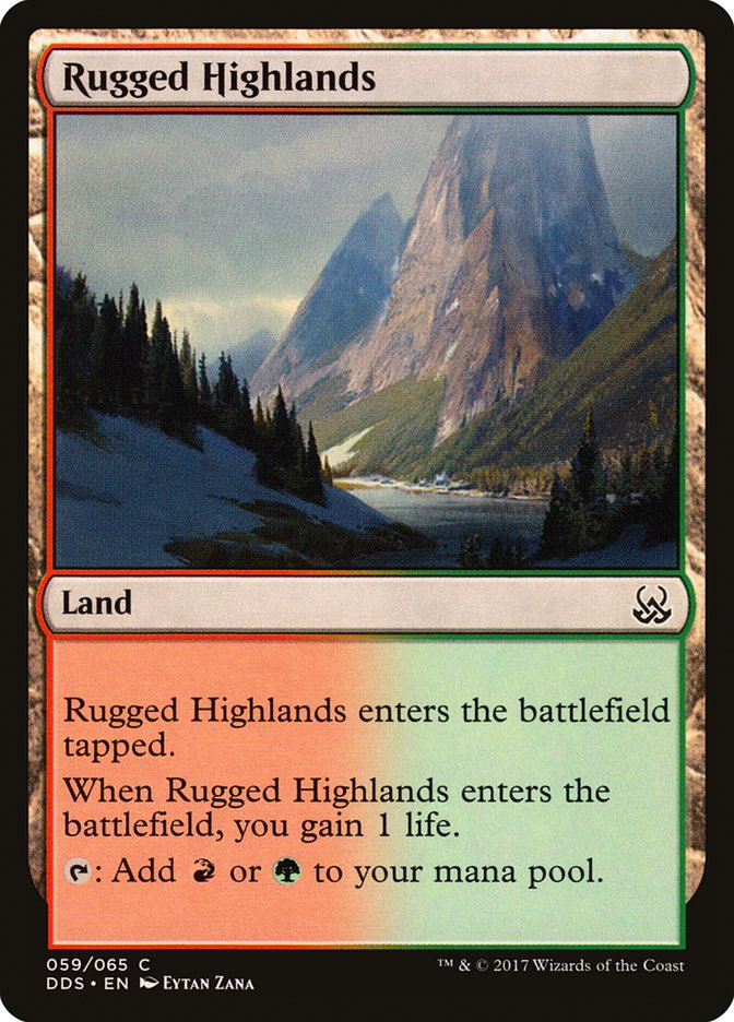 Rugged Highlands