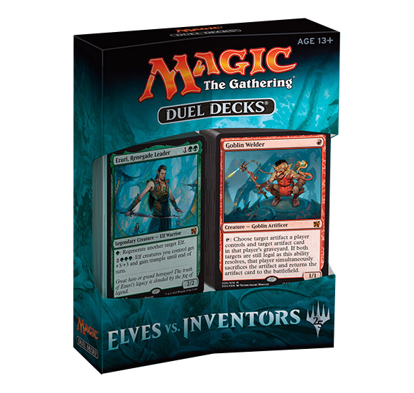Duel Decks: Elves vs. Inventors (Pre-Order: Ships Apr 6)