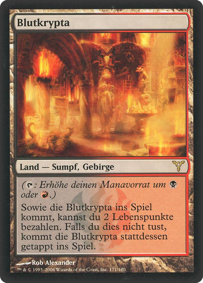 Blood Crypt (Dissension)