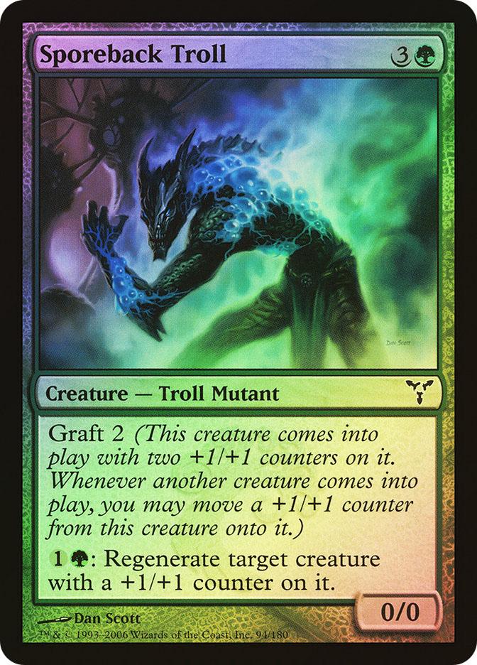 Sporeback Troll
