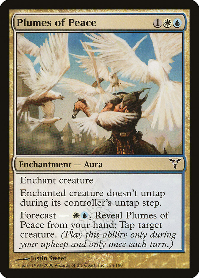 Plumes of Peace