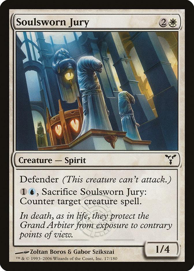 Soulsworn Jury