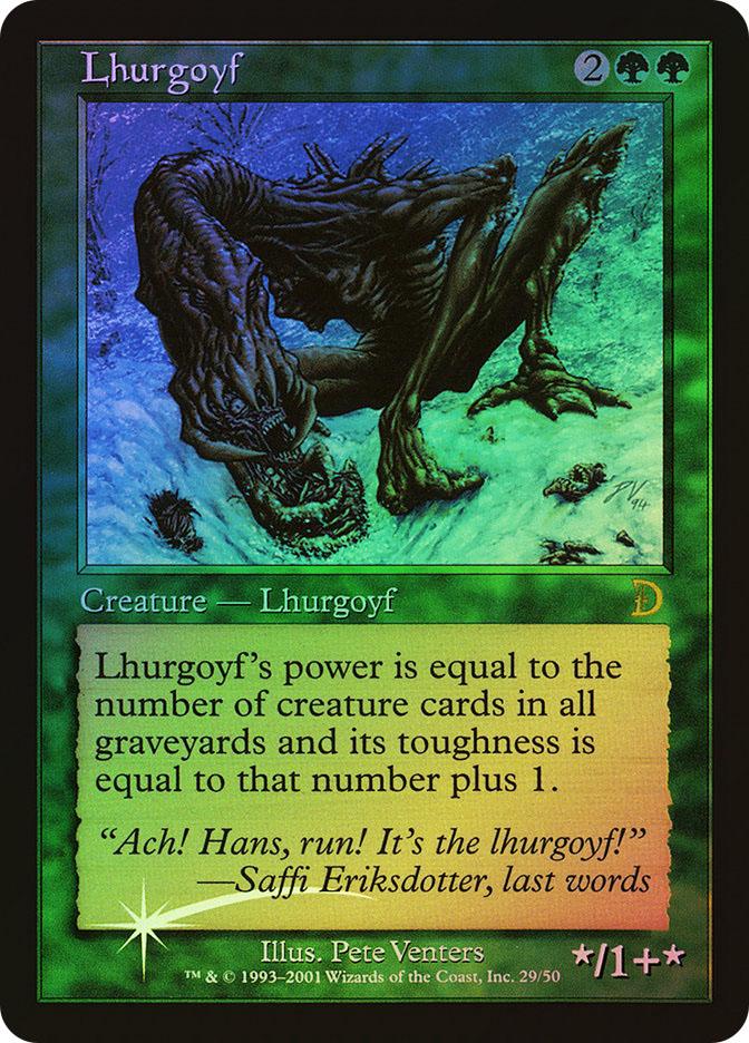 Lhurgoyf (FOIL)