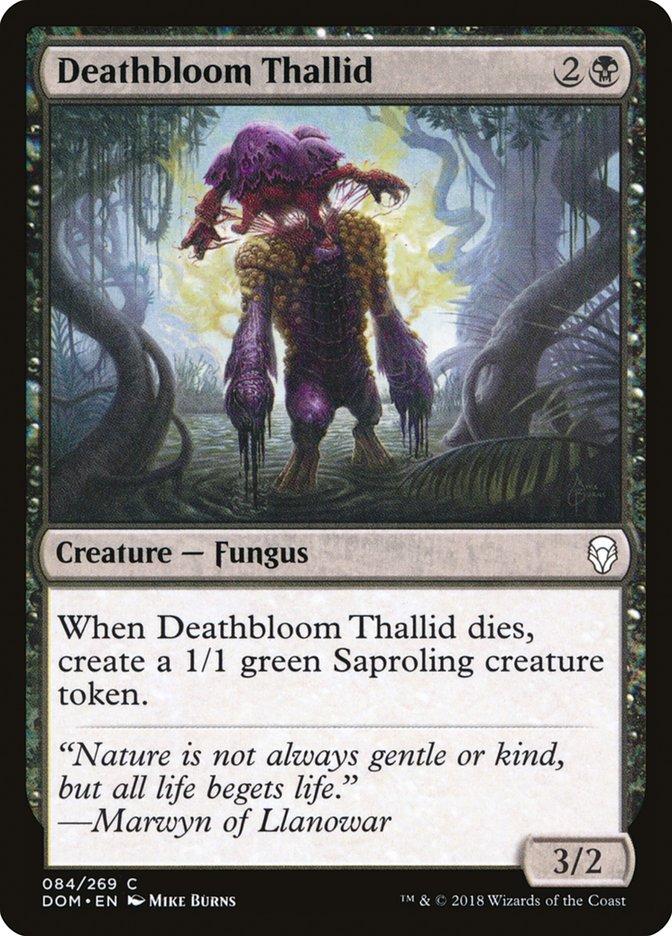 Deathbloom Thallid