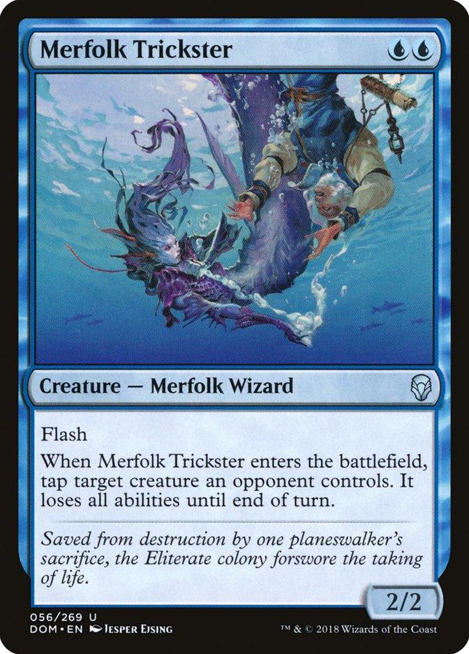 Merfolk Trickster