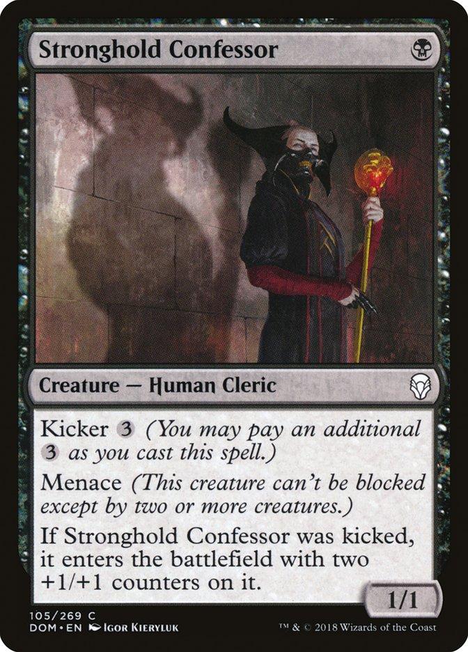 Stronghold Confessor
