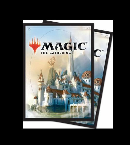 Ultra Pro Magic Matte Sleeves  - Dominaria - Dominaria Card Back