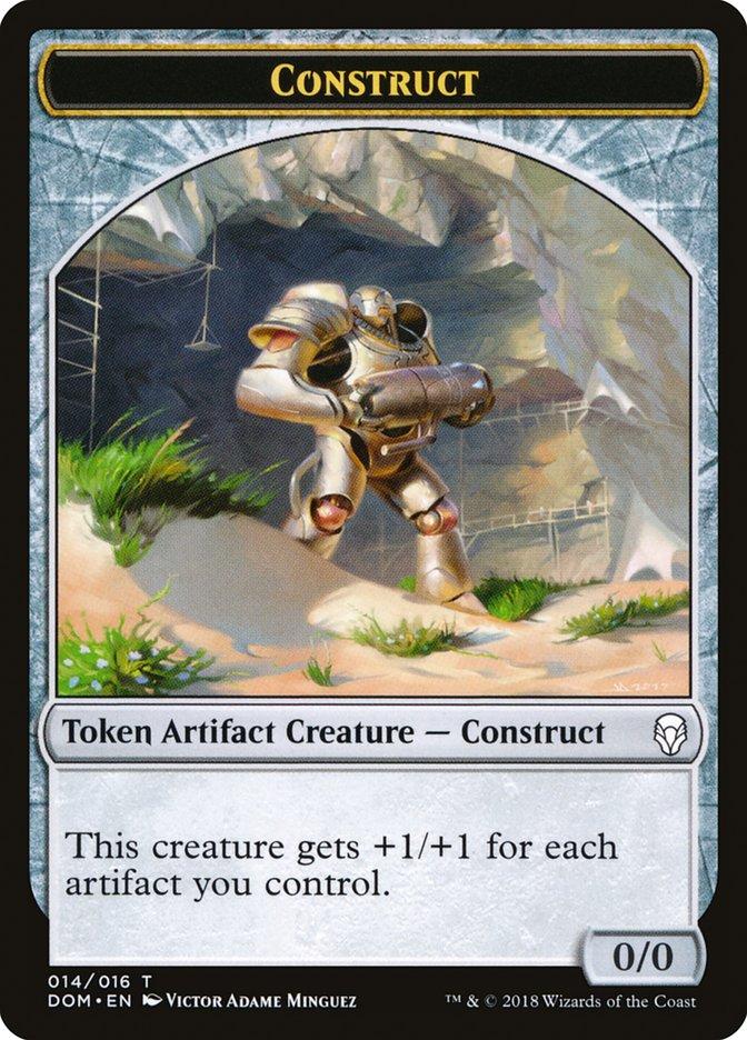 Construct Token