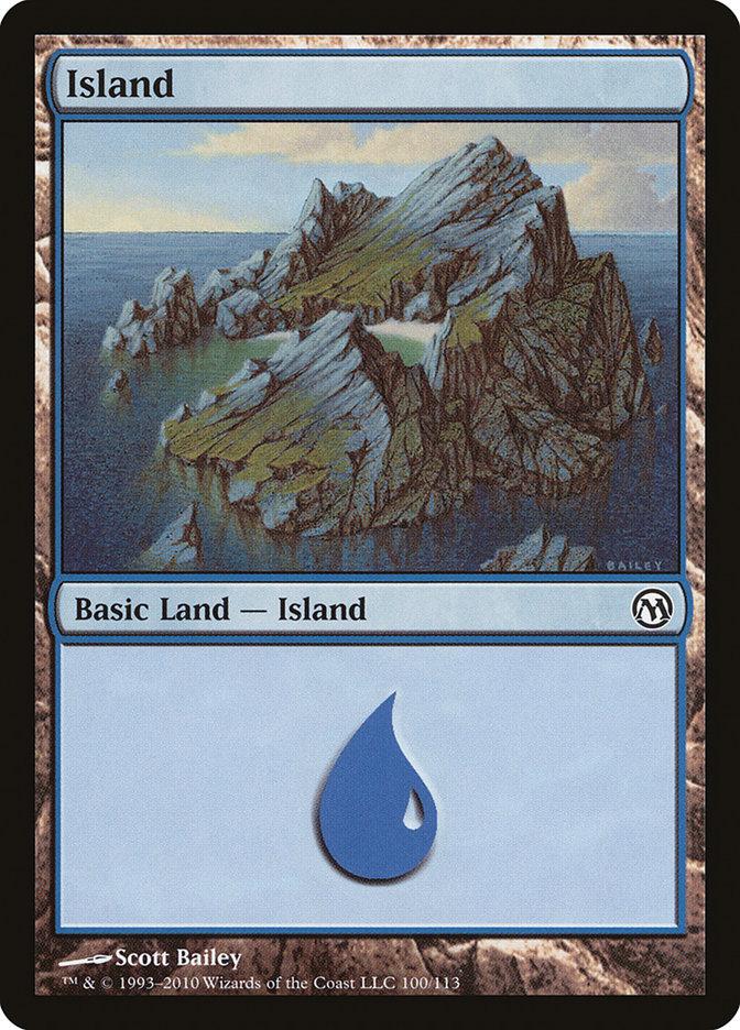 Island (#100)