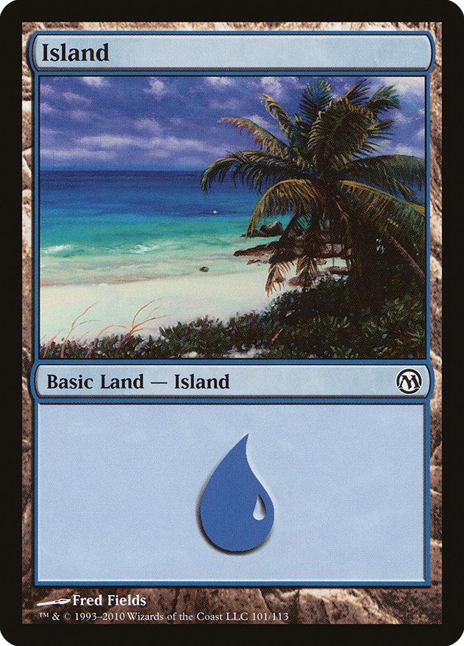 Island (#101)