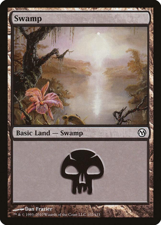 Swamp (#102)