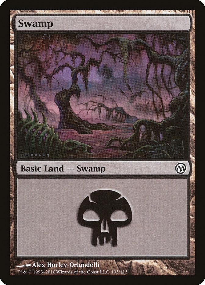 Swamp (#103)