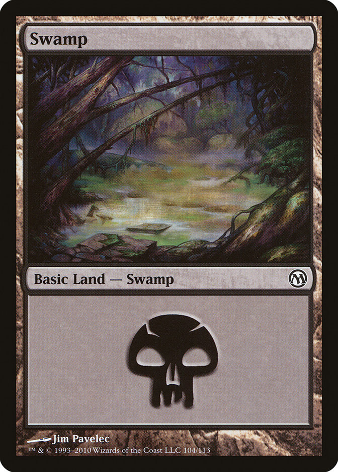 Swamp (#104)
