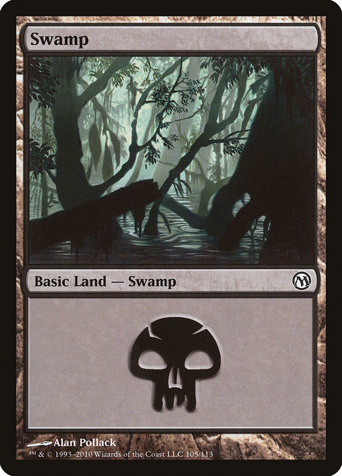 Swamp (#105)