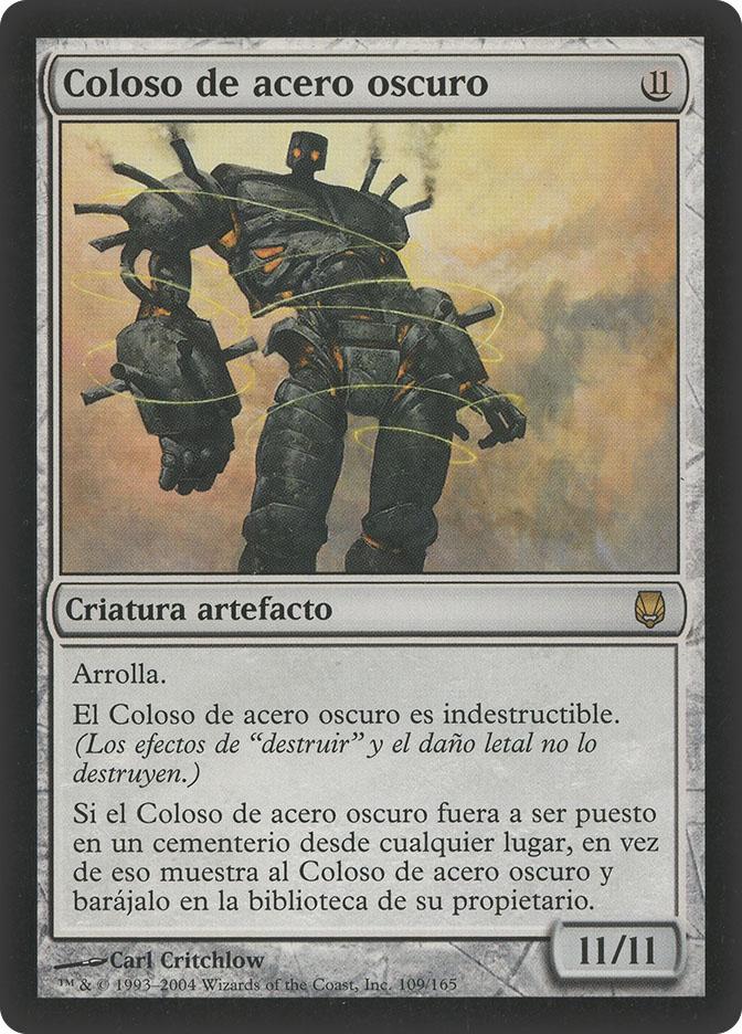 Darksteel Colossus (Darksteel)