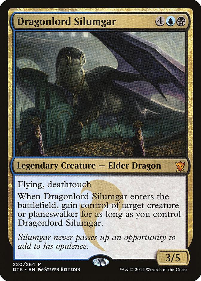 Dragonlord Silumgar
