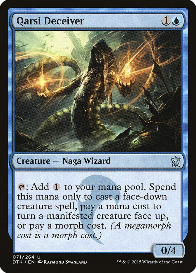 Deceiver (Magic card)