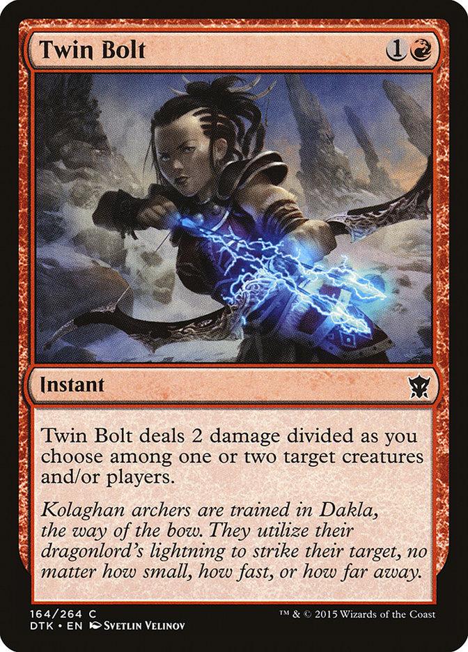 Twin Bolt