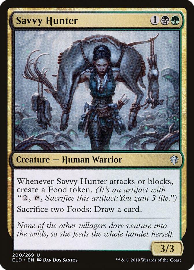 Savvy Hunter